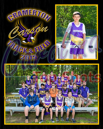 2015 Cramerton Team Pictures