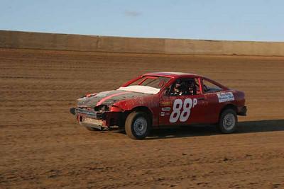 24 Raceway August 29, 2009