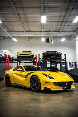 ABE Ferrari F12 TDF