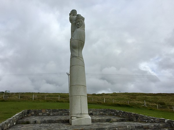 South Uist, The Statue of Our Lady of the Isles