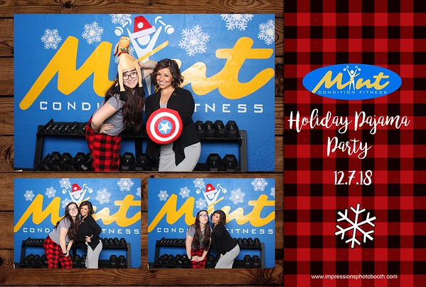 Mint Condition Holiday Party 12.7.18