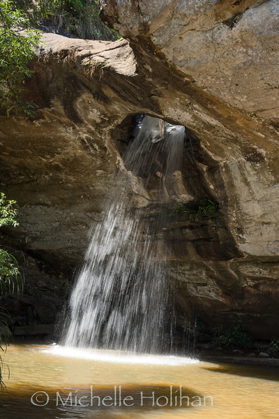 Sang Chang Waterfall