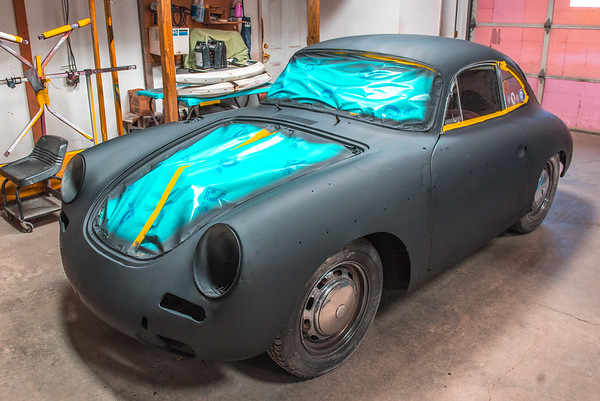 1964 - 356 C Porsche  - Restoration Project