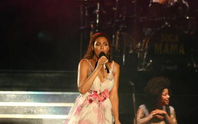 2008 Bermuda Music Festival Beyonce