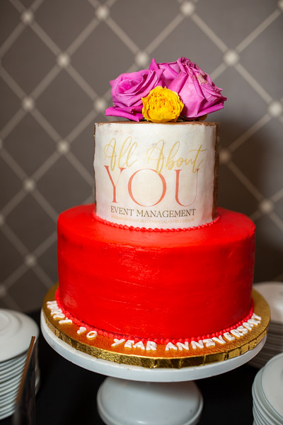 All About You 10 Year Celebration