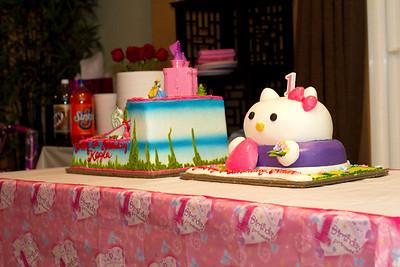 Kayla and Khloe's Birthday