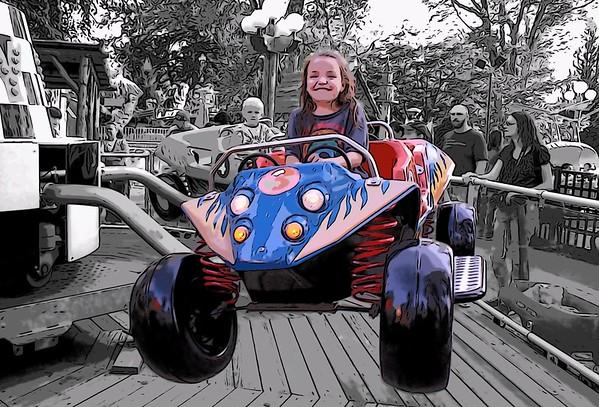 Amusement Parks, Arcades & Rides