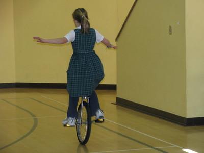 Lower School Circus Arts
