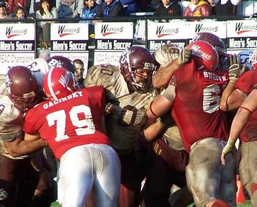 Bloomsburg Football 2007