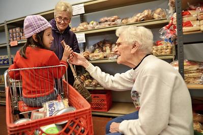 20121127 - Hometown Award Food Pantry