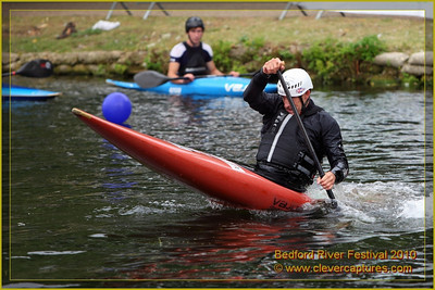 Sunday - Bedford River Festival VKC & Water Related Events