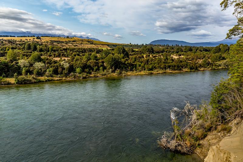 Unterwegs auf einem kleinen Teil des «Kepler Track» - «Waiau River»
