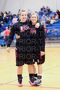 1/13/2015 Eaton Varsity Girls Basketball vs Platte Valley