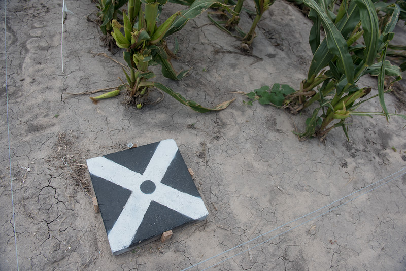 Marker used to assist the UAS during flight.
