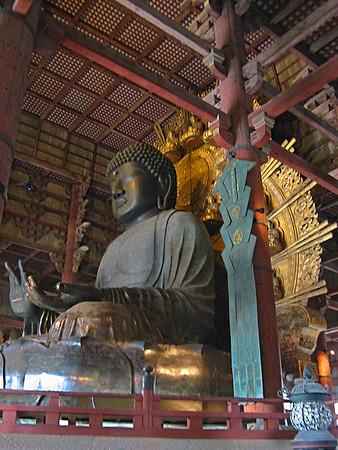 Nara: Todai-ji