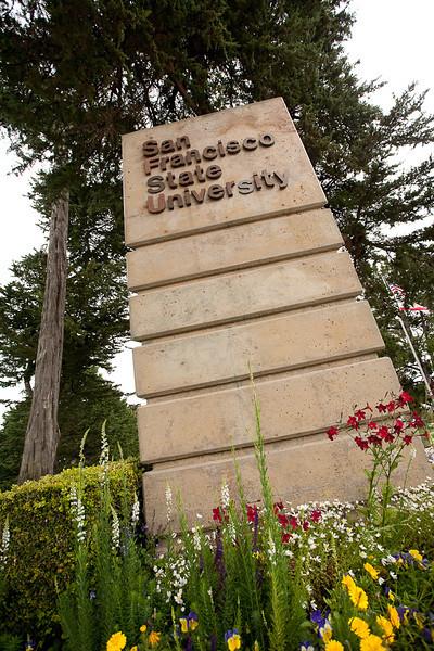 Kamilla's Graduation Pictures (San Francisco State University)