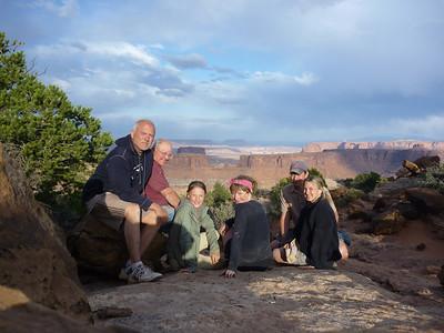 2012 Spring Canyoneering