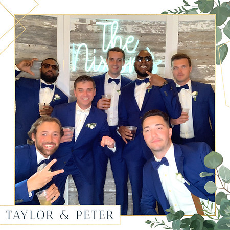 Taylor + Peter Wedding