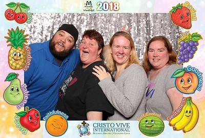 Cristo Vive International Camp - Camp Cho-Yeh - 1.14.2018