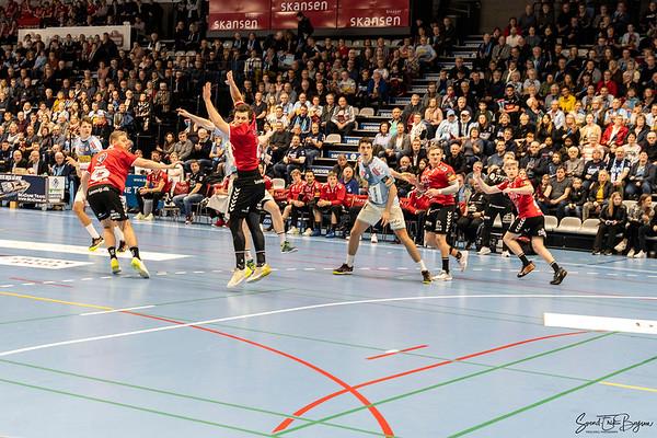 SønderjyskE vs Lemvig-Thyborøn Håndbold 28.02.2020