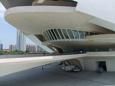 Valencia Spain  -City of Arts and Sciences