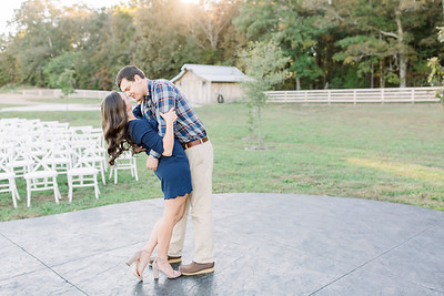 Brooke & Cameron Engagement