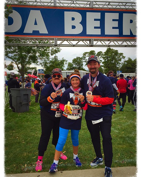 That's a wrap. Time for beer and hot dogs! #ditkadash #ditkadash5k #ditkadash2015