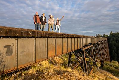 2017 ~ Team Rust Rides the Rail ---Again