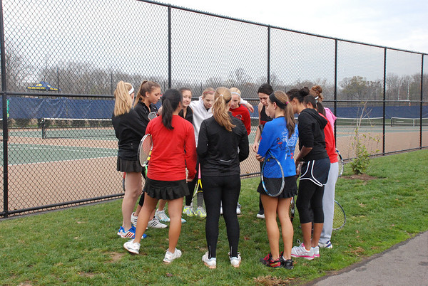 GA-PC Day: Girls' Tennis