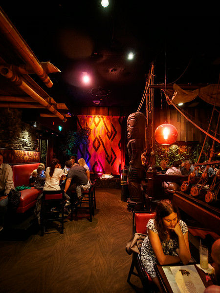 The Tonga Room & Hurricane Bar