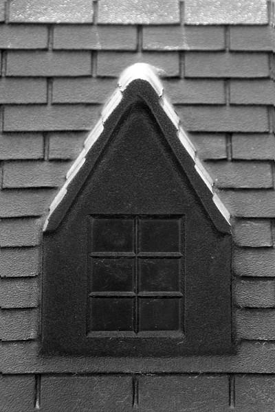 The Alphabet in Black & White Photos