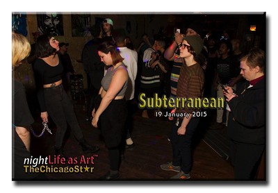 19 Jan 2015 Subterranean
