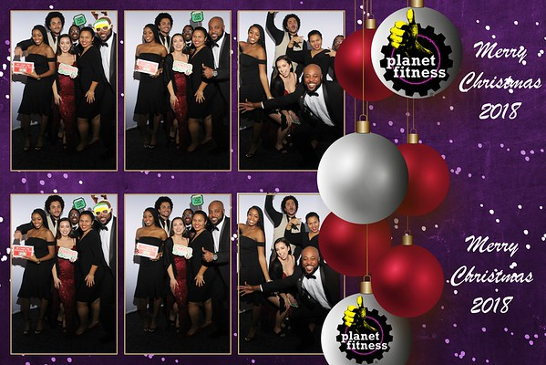 PLANET FITNESS HOLIDAY PARTY