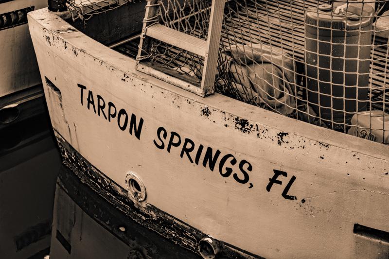 TARPON SPRINGS  23