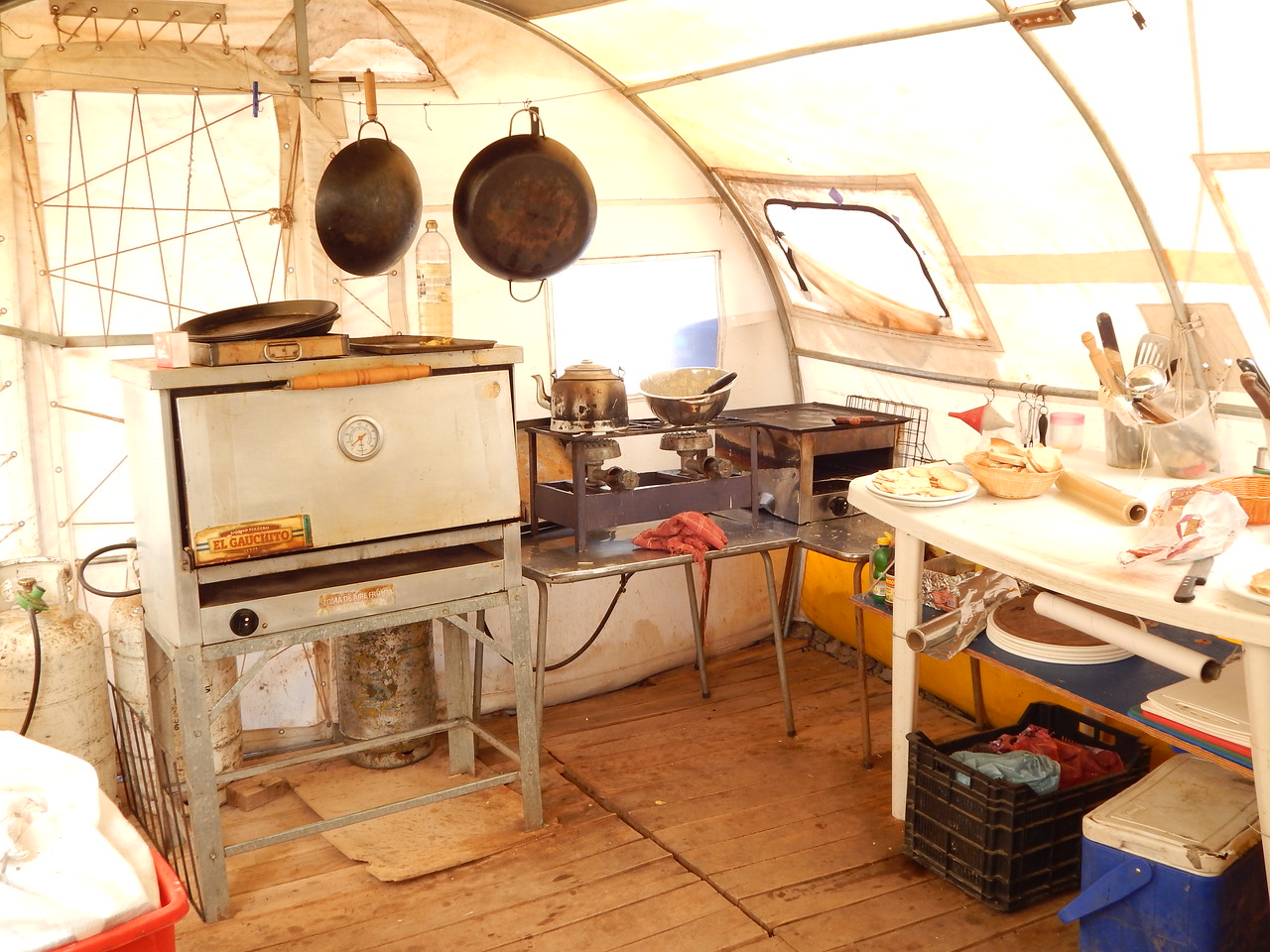 Base Camp Kitchen