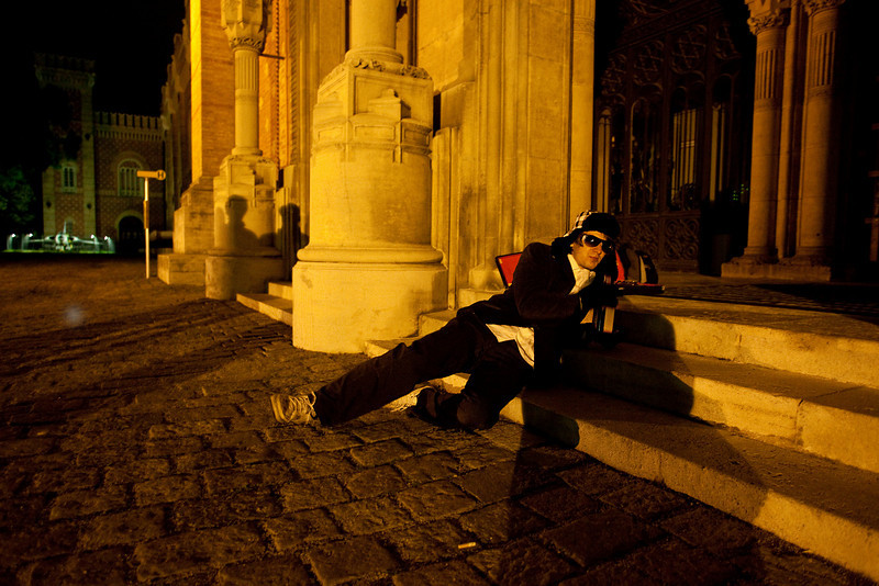 Journey to the End of the Night: Vienna 17.10.2009