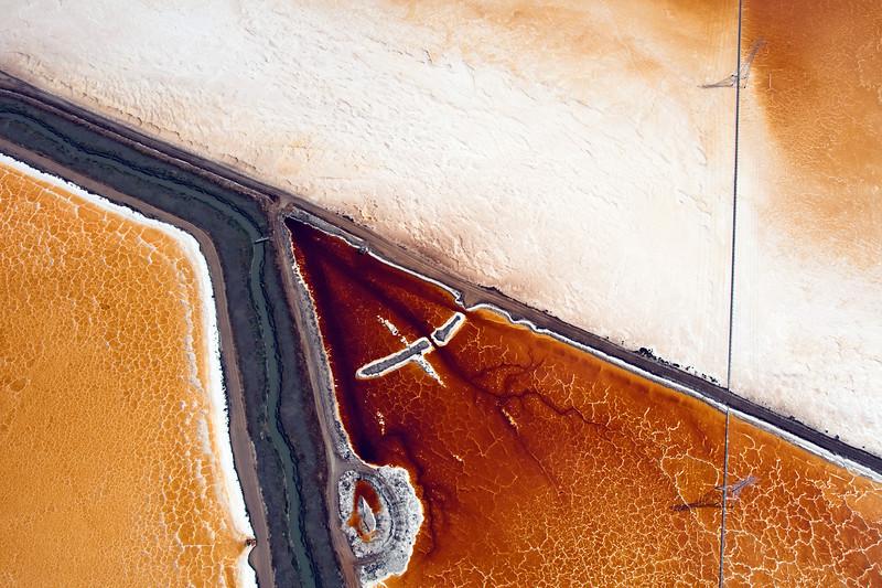 Salt Pond Abstract I