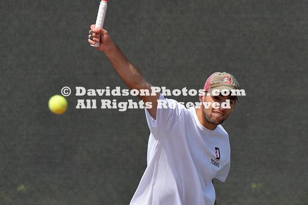 2016 Men's Tennis vs Dayton