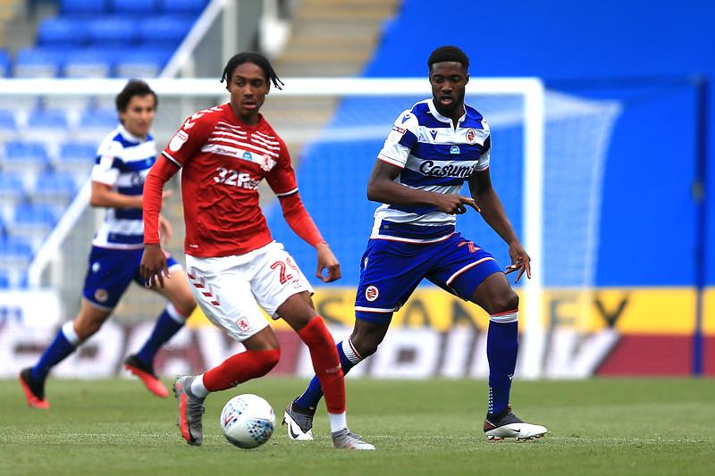 Reading FC v Middlesbrough - The EFL Sky Bet Championship 19/20