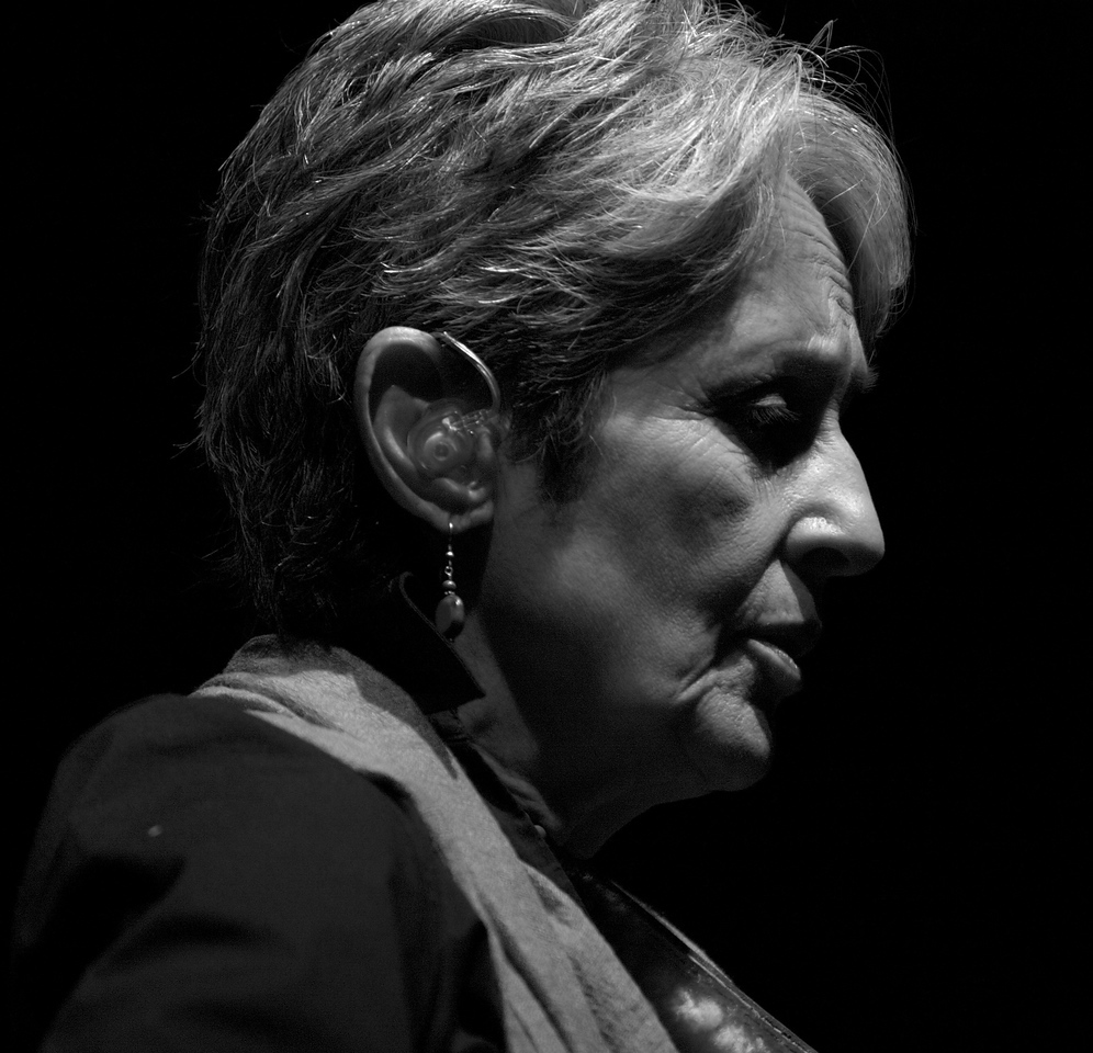 Joan Baez at Cimiez