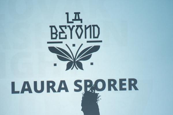 "LAURA SPORER ""LA BEYOND"" COUTOURE SS18"