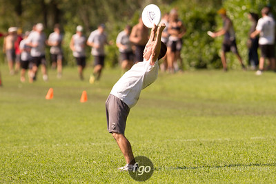 8-4-14 USA Wild Card v United Kingdom Cambridge Ultimate Mixed Division First Round Matchup at WFDF 2014 World Ultimate Club Championships