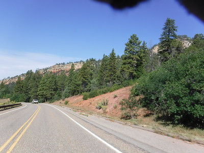 Day 5 Clear Creek to Mexican Hat UT