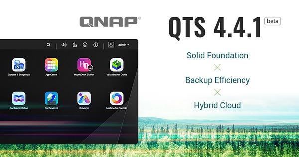 QTS 4.4.1 Beta