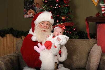 Santa Photos - Friday Evening 6:15 to 8:45 pm