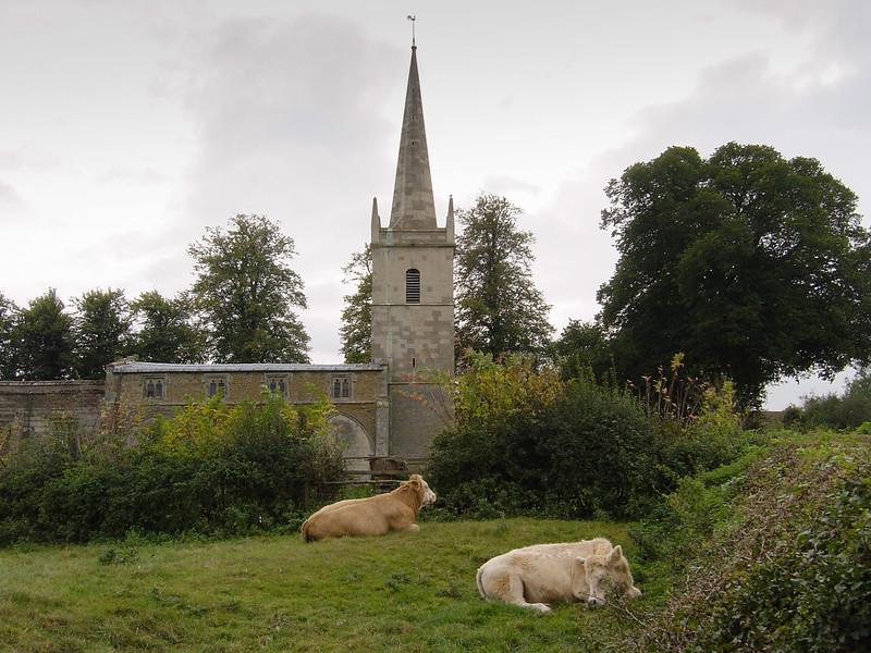 Egleton, St. Edmund