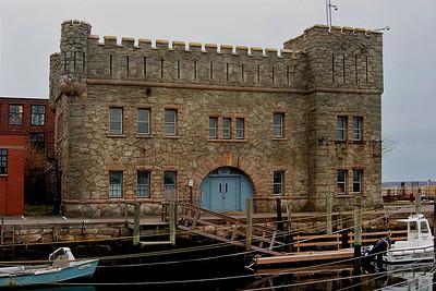 Historic Armories of RI