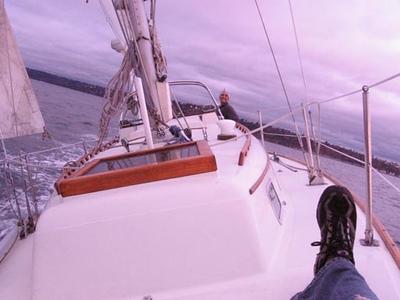 2007.11.02 Weekend sailing