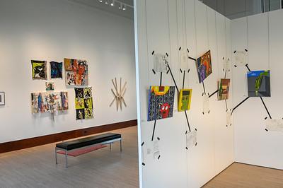 Art Senior Art Exhibit Opening
