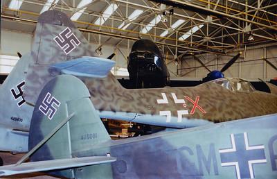 Messerschmitt Me 262, COSFORD MUSEUM